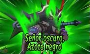 Señor oscuro Azote Negro 3DS