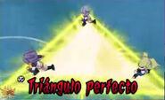 Triángulo perfecto 3DS 2