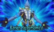 Barius supersónico 3DS