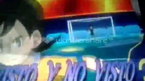 Inazuma Eleven GO Shunsuke (Visto y No Visto)