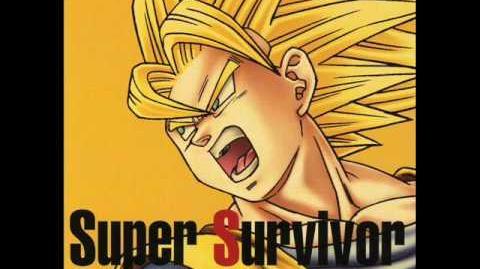 "Hironobu Kageyama ""Super Survivor"" (Single) Track 01"