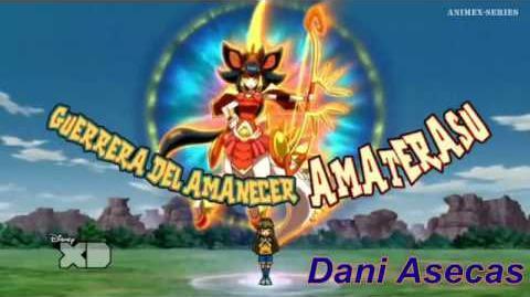 Inazuma CS Guerrera del Amanecer Amaterasu Flecha del Alba-0
