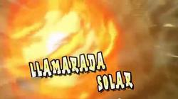 Llamarada Solar 2