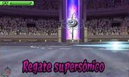 Regate supersónico 3DS 6