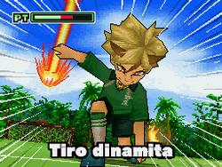 Tiro Dinamita (DS)