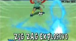 Zig zag explosivo
