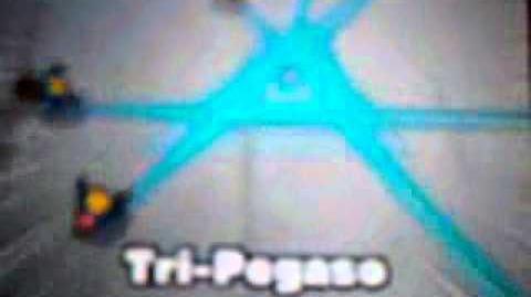 Inazuma Eleven NDS Tri-Pegaso