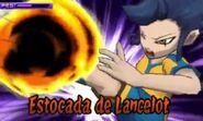 Estocada de Lancelot 3DS 3