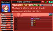 Ficha Flora Summars