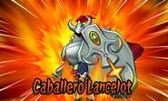 Caballero Lancelot 3DS