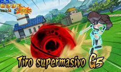 Tiro Supermasivo (3DS)