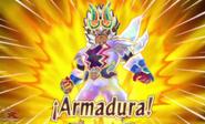 Modo Armadura de Evera (3DS)