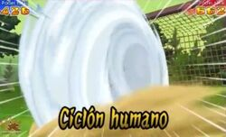 Ciclón humano 3