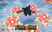 Fiesta floral 3DS 6