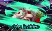 Golpe justiciero 3DS 2
