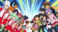 Inazuma VS Danball InaDan HQ