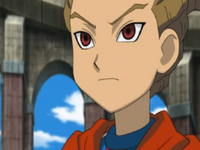 Kidou's eyes