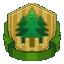 Guardabosques Emblema