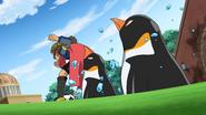 Pingüino Emperador X EP93 2