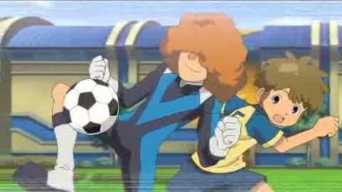 Inazuma Eleven Super Once cap 65 part 3 3 Español Latino