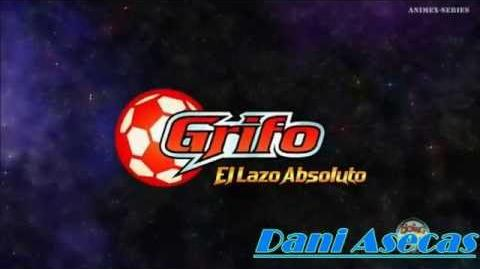 Inazuma GO Grifo, El Lazo Absoluto película Opening