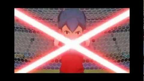 Inazuma Eleven - Descenso Estelar VS Mano Celestial X