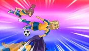 Saikyou Eleven Hadou Wii 6