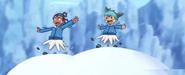 Tetsukado and Shinsuke nervous