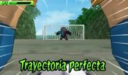 Trayectoria perfecta 3DS 2