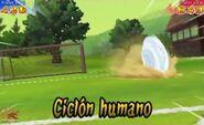 Ciclón humano 5