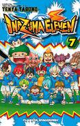InazumaElevenMangaVOL7