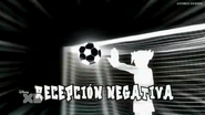 Recepcion Negativa