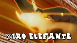 Tiro Elefante (anime)