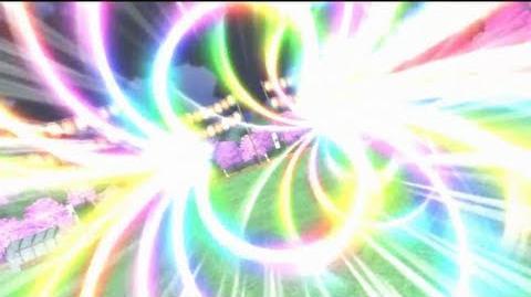 Inazuma Eleven Go Strikers 2013 Shoot Command 3