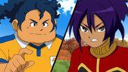 Sakamoto vs Okita