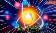 Giro atómico 3DS
