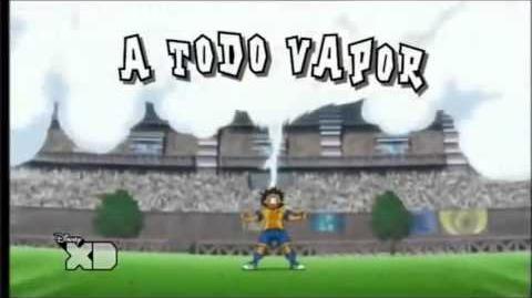 Inazuma Eleven GO A todo Vapor