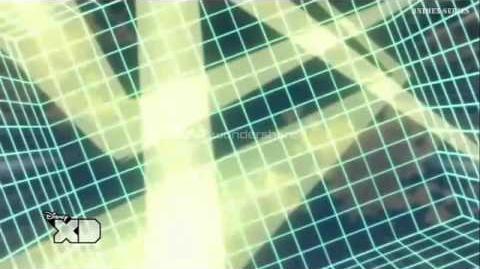 Inazuma Eleven GO Chrono Stone Reflector 3D