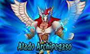Alado Archipegaso Tenma 3DS