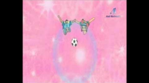 Supertécnica Baile de mariposas Sue y Tori
