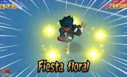 Fiesta floral 3DS 5