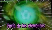 Furia de los elementos 3DS 6