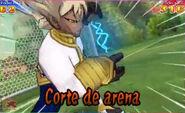 Corte de arena 3DS 3
