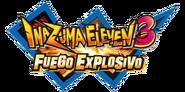 IE 3 Fuego Explosivo Logo