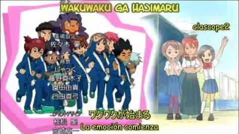 Inazuma Eleven GO Ending 4 Sub Español