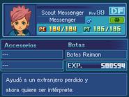 Scout Mesenger (Info)