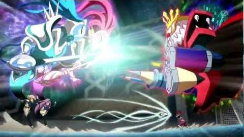 Inazuma Eleven GO! Chrono Stone Mecha Endou's Final Scene (HD)