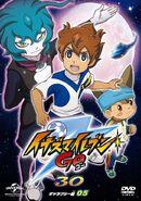Inazuma Eleven GO DVD 30