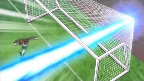 Inazuma Eleven dream match Movie todas las supertecnicas