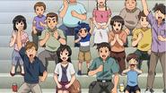 EP11 Orion - Hikaru apoyando a Mitsuru